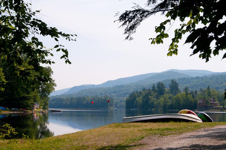 Lake Eden, Eden Vermont