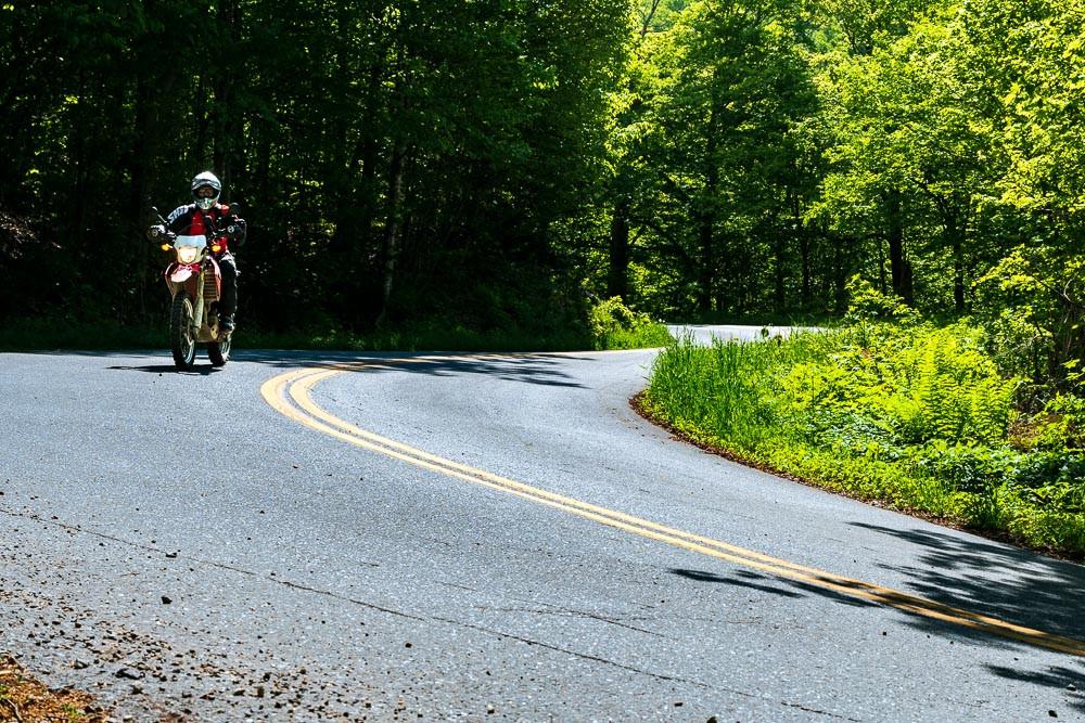Lincoln Gap Road, Vermont, NEBDR