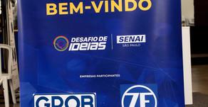 "AOTAI marca presença na semana ""Inova Indústria"" do SENAI"