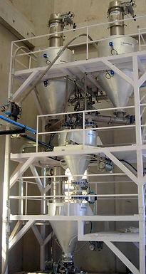 Panco adquire sistema completo de manuseio de farinha da Zeppelin Systems para sua fábrica em Guararema - SP