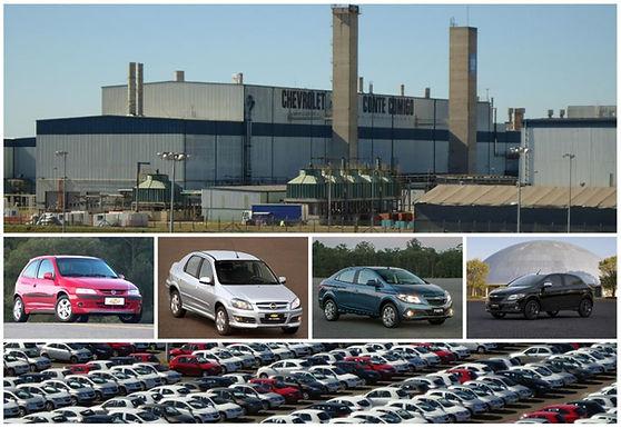 General Motors do Brasil investem em silos para armazenamento de resinas plásticas - Gravataí