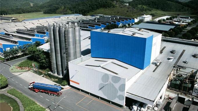 Tigre investe em novos silos e na qualidade Zeppelin Systems
