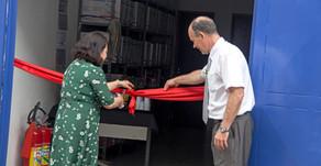 Inauguração do nosso Centro de Serviços