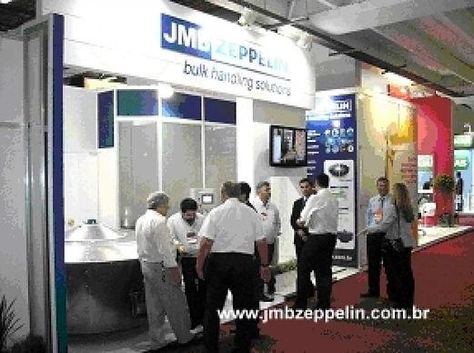 JMB Zeppelin participou da Expobor 2010
