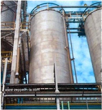 Braskem investe em reforma do silo blender