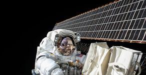 Processo de Soldagem no Espaço