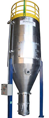 Radici investe em silos de homogeneização fabricados pela Zeppelin Systems LA