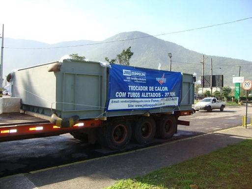 Vale Fertilizantes – Unidade Cubatão instala novo economizador aletado (trocador de calor) em tempo recorde