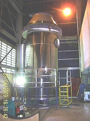 Recuperação de silo em tempo recorde