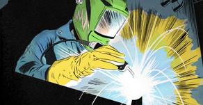 Conheça áreas de atuação para um soldador