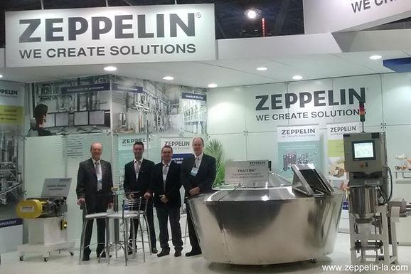Fispal: Zeppelin Systems apresenta TRACEMAT® que garante a rastreabilidade do seu produto