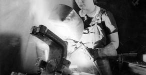 Como a máquina de solda revolucionou a Primeira Guerra Mundial