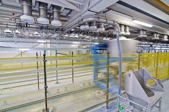 Nova ampliação de capacidade de produção de PVC com tecnologia e equipamentos Zeppelin