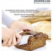 Tecnologia Zeppelin para massa