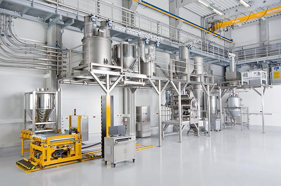 Investimento e dedicação no novo centro de tecnologia de alimentos – Zeppelin Reimelt