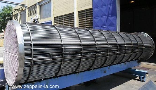 Zeppelin novamente recertificada com CRCC - Petrobrás