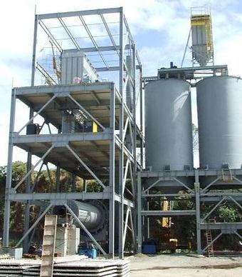 Nova planta de fabricação de cimentos no Caribe adquire sistema de despoeiramento com filtros de manga da JMB Zeppelin