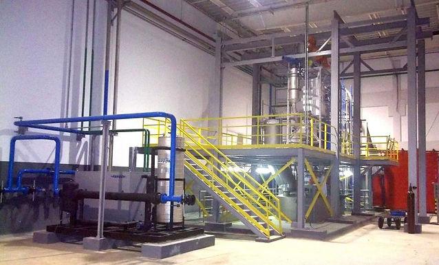 Zeppelin Systems fornece, para a Pepsico, um sistema de alimentação e moagem de açúcar com garantia contra explosão
