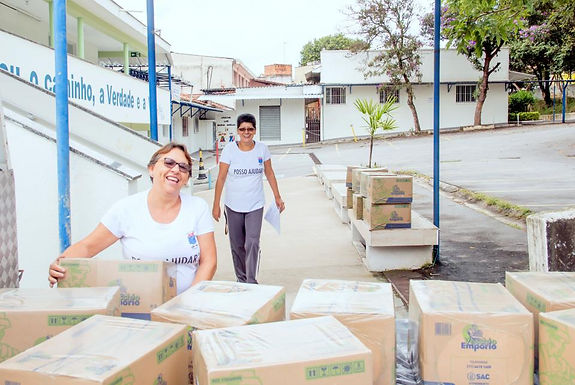 Zeppelin Systems faz ação social junto ao lar Maria Amélia em SBC