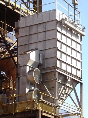 Desenvolvimento de solução alternativa para filtro de mangas para produtos em pó fino e alta temperatura