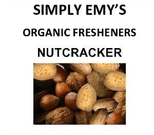Simply Emy Organic Freshener-Nutcracker, 3pk