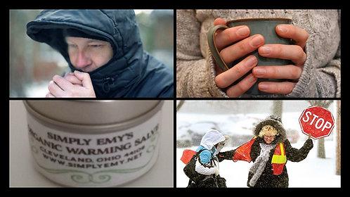 Simply Emy's Organic Warming Salve