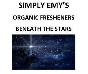 Simply Emy's Organic Fresheners-Beneath The -3pk