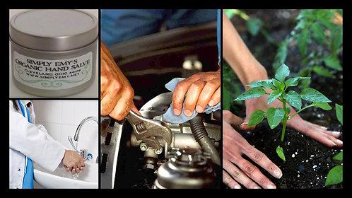 All Organic Hand Salve