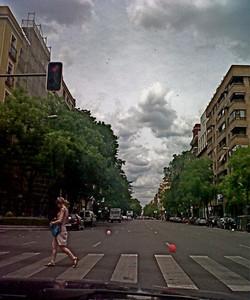 Riding Madrid