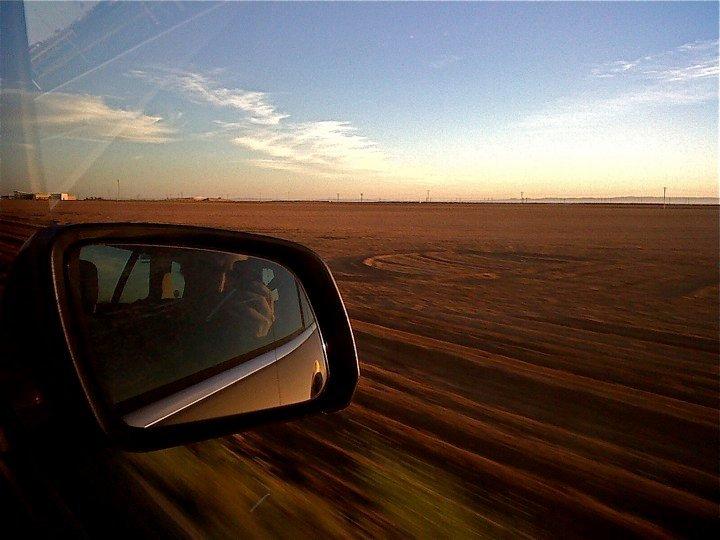 Riding La Mancha