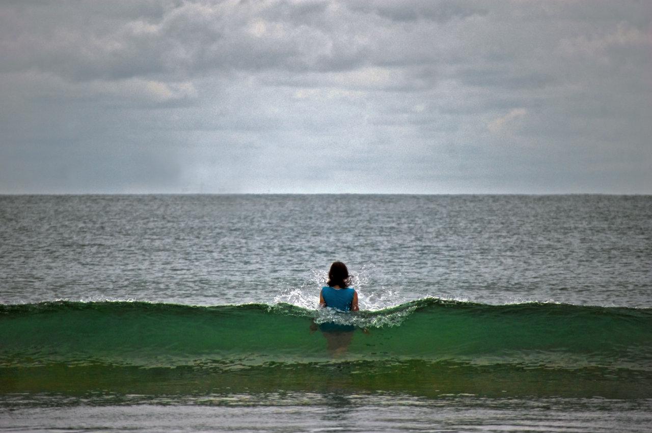 Niña del mar