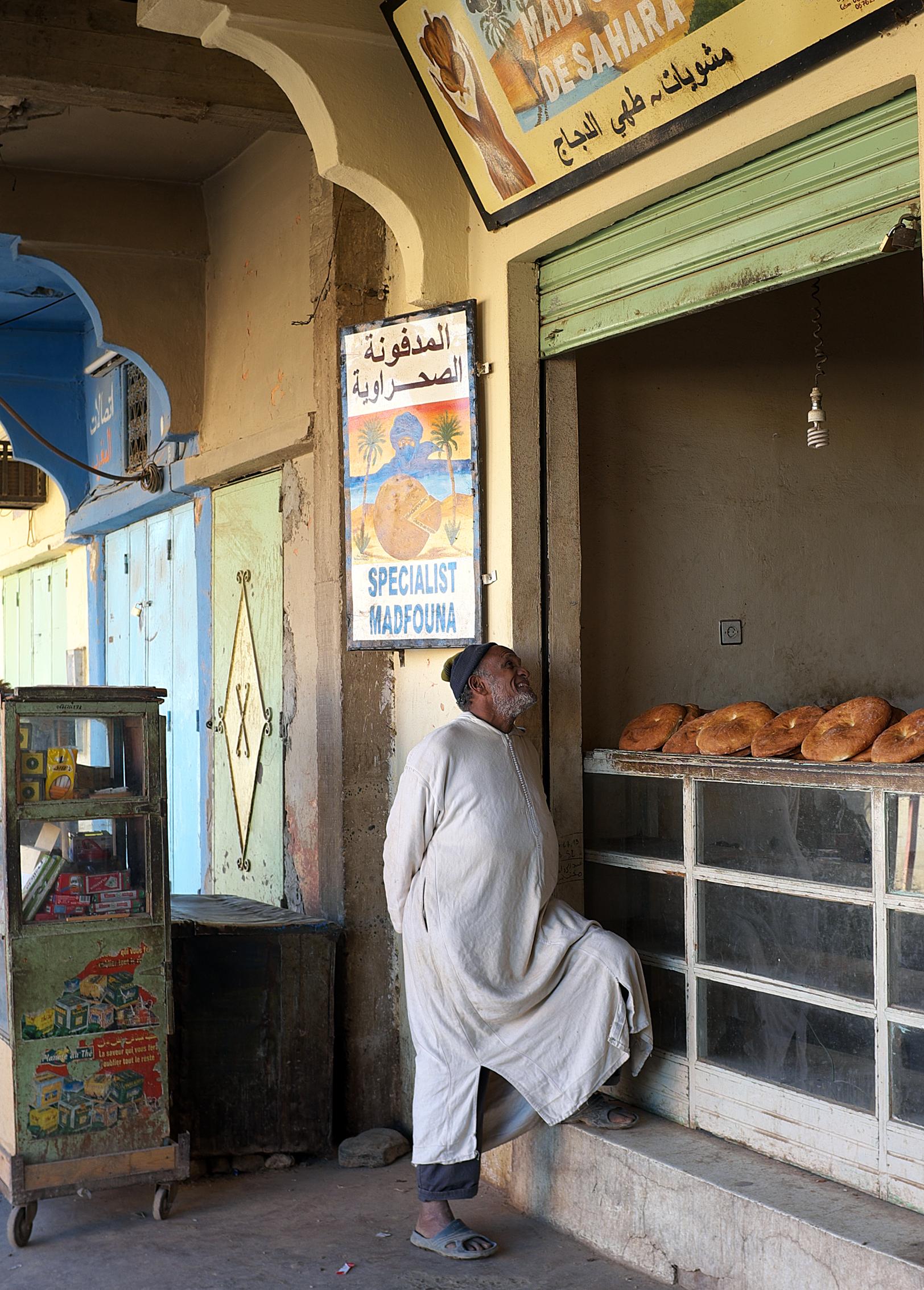 Rissani, Morocco.
