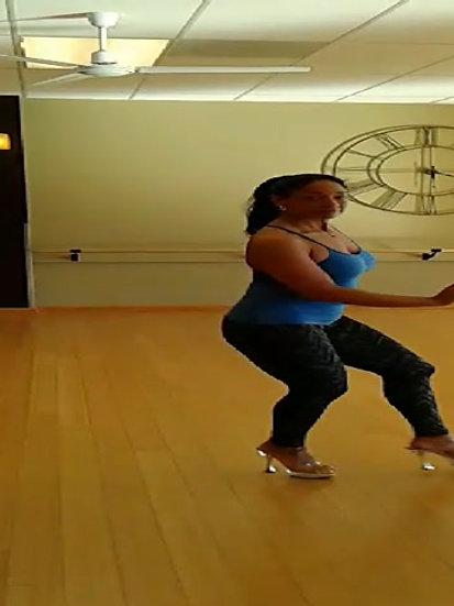 Custom Choreographed Posing Routine