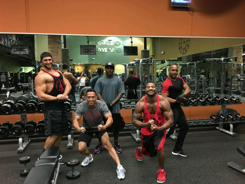 lee and the team at golds
