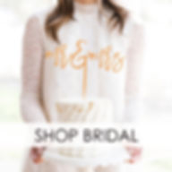 Shop Bridal Gifts from Belle by Celebrations