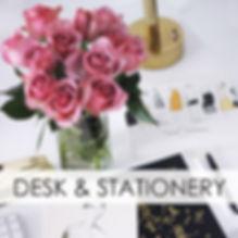 Shop Desk & Stationary from Belle by Celebrations