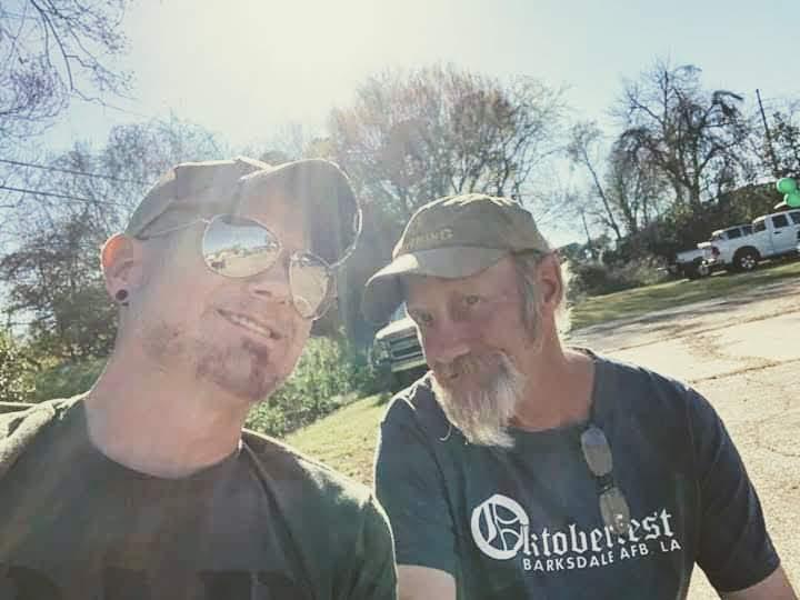 Jackie Brock & Chuck Scroggins