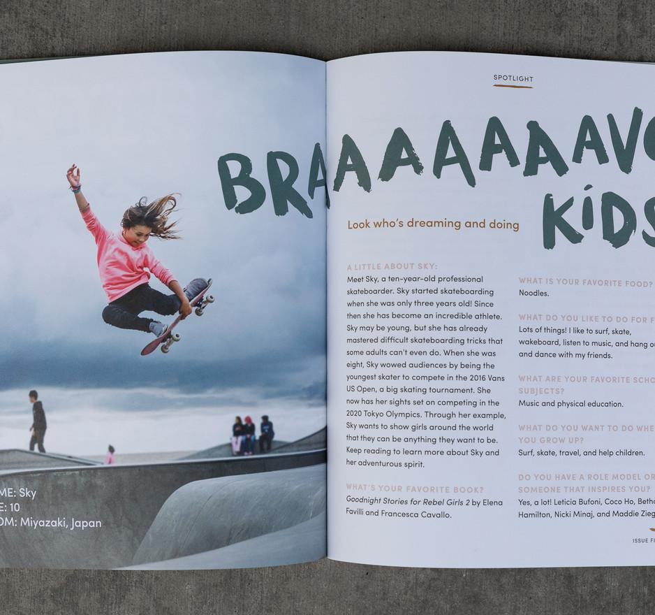 Bravery Magazine - Issue 05