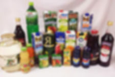 Imported Juices Drinks International Delicacies Products