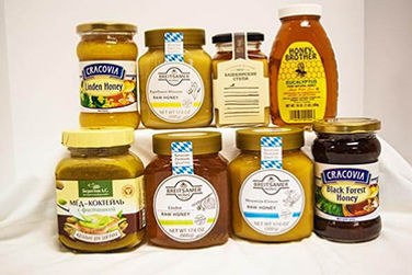 Honey Imported International Delicacies Products