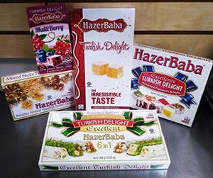 Lokum Turkish Delight International Delicacies Products