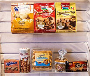 Wafers International Delicacies Products