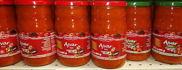 Ajvar International Delicacies Products