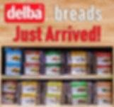 Delba Fitness Bread International Delicacies Products