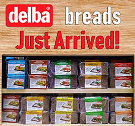 Delba Fitness Bread International Delicacies Products