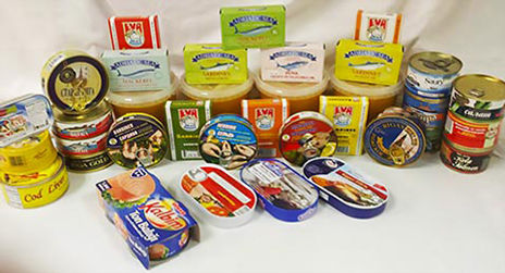 Canned Fish International Delicacies Products