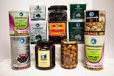 Olives International Delicacies Products