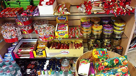 Sweets Candies International Delicacies Products