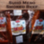 Suho Meso Dried Beef International Delicacies Products