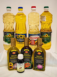Cooking Oil Sunflower Oil International Delicacies Products